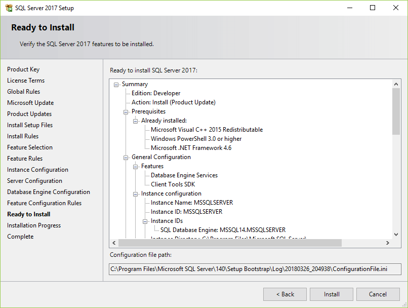 How To Install SQL Server Developer Edition