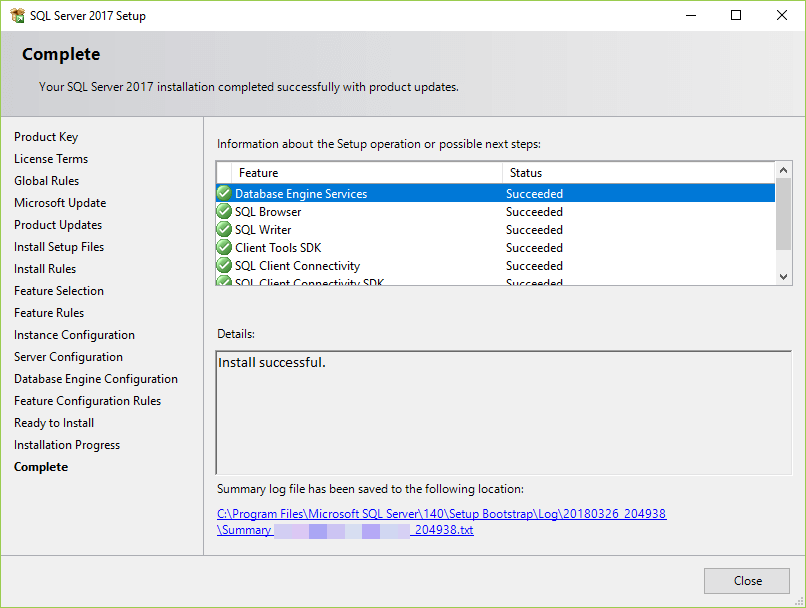 ms sql server download for windows 7