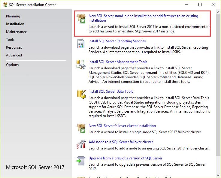 How To Install SQL Server Developer Edition